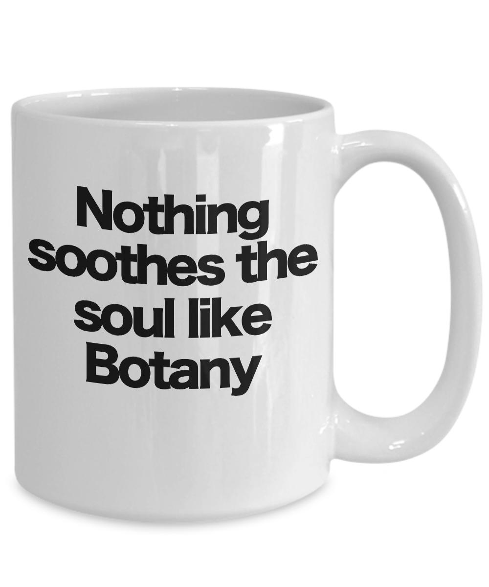 miniature 5 - Botanist-Mug-White-Coffee-Cup-Funny-Gift-for-Biologist-Botany-Soul-Teacher