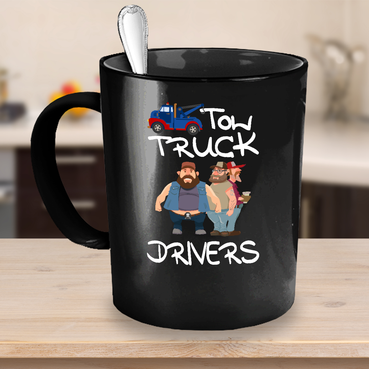 best gifts for tow truck drivers