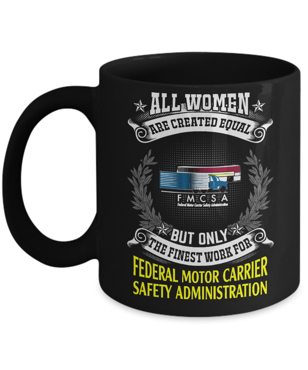 Federal motor carrier safety administration women for Federal motor carrier safety regulations