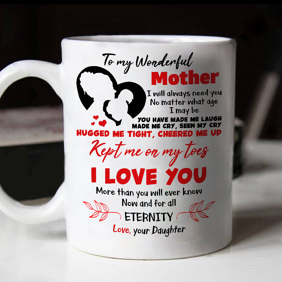 To My Mother Mug Gifts For Best Gift Birthday