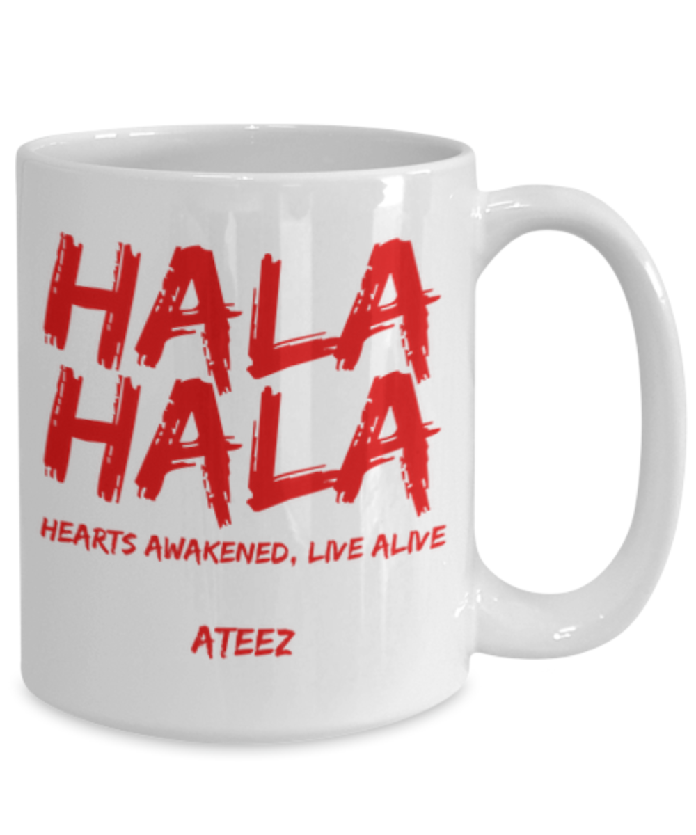0b2a38d7c954c Details about Ateez Mug KQ Entertainment Ateez Fan Merch Tea Mojo Coffee  Mug Gift For Atiny