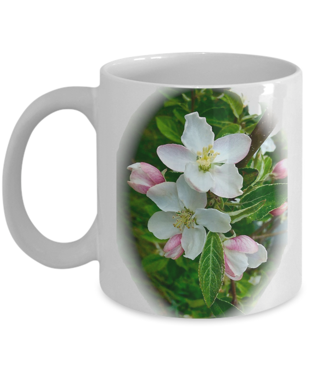 Cathie Fredrickson Original Pretty Little Flowers