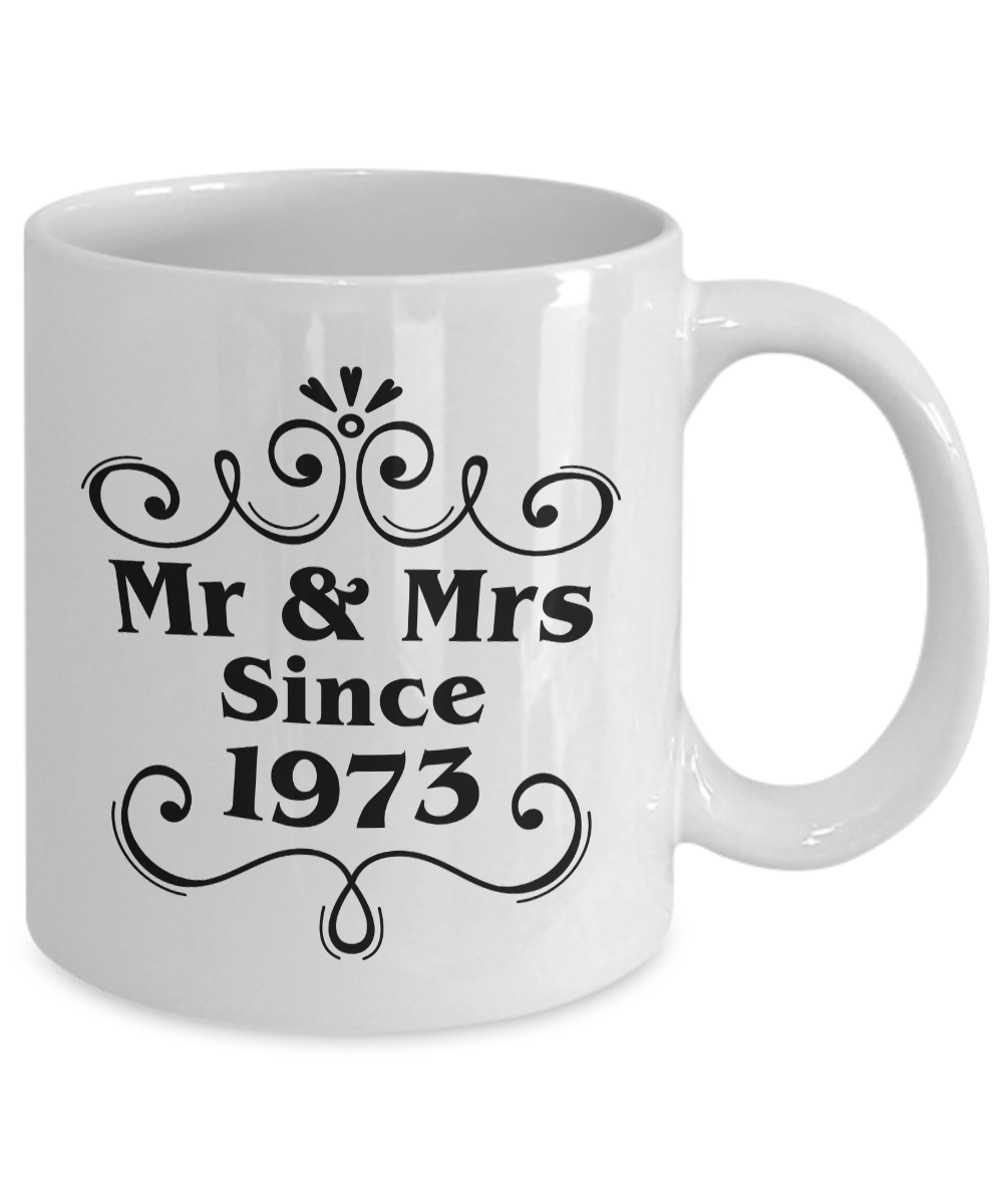 Gift For Wife On Wedding Anniversary: 46th Wedding Anniversary Gift For Husband Wife Couple Men