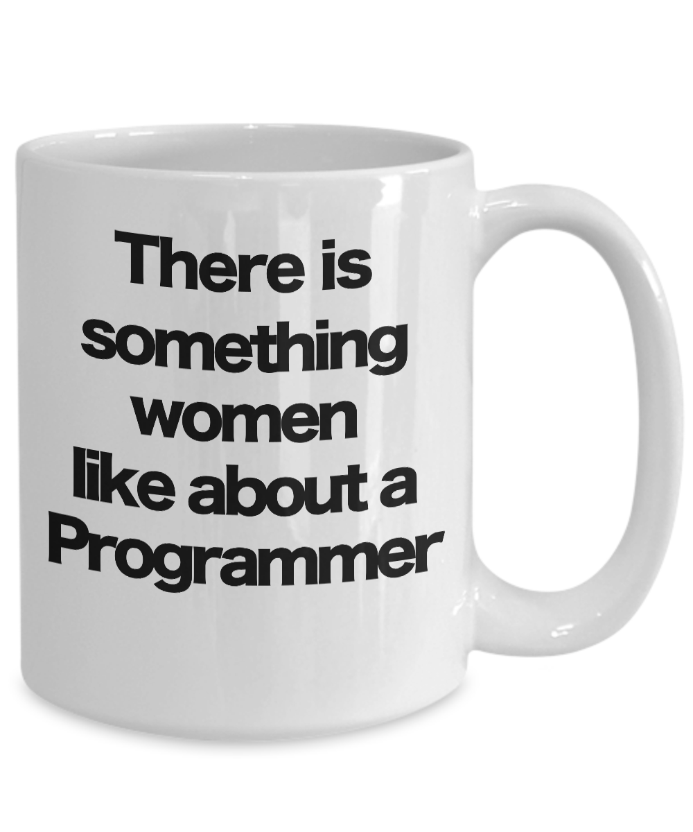 miniature 5 - Programmer Mug White Coffee Cup Funny Gift for Coding Computer Geek Software