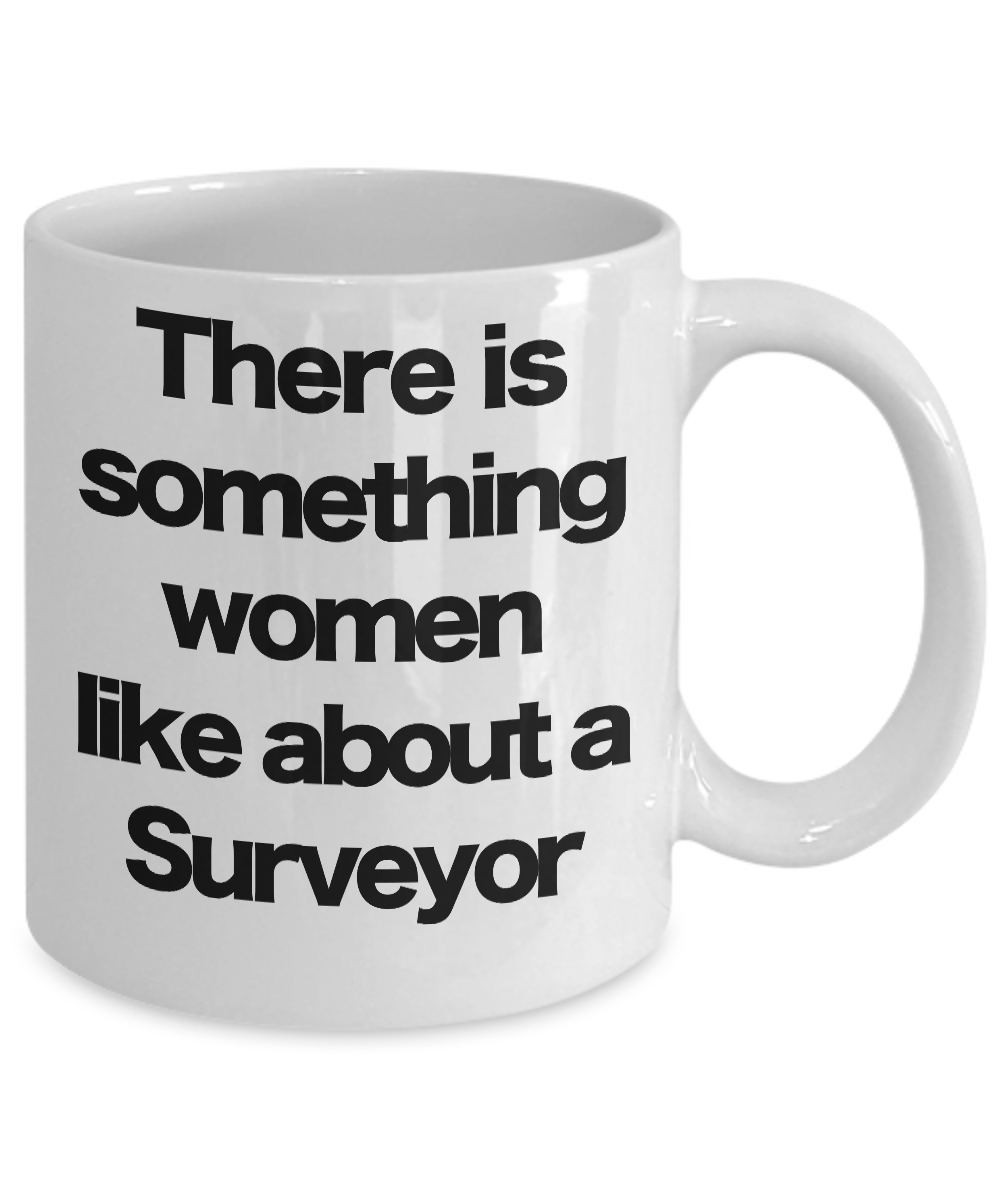 Surveyor-Mug-White-Coffee-Cup-Funny-Gift-for-Land-Surveying-Professional-Mapping miniature 3