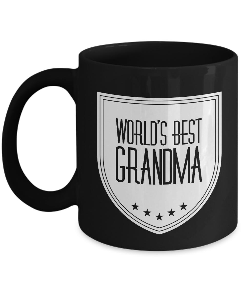 world s best grandma mug best grandma gift grandma gifts from