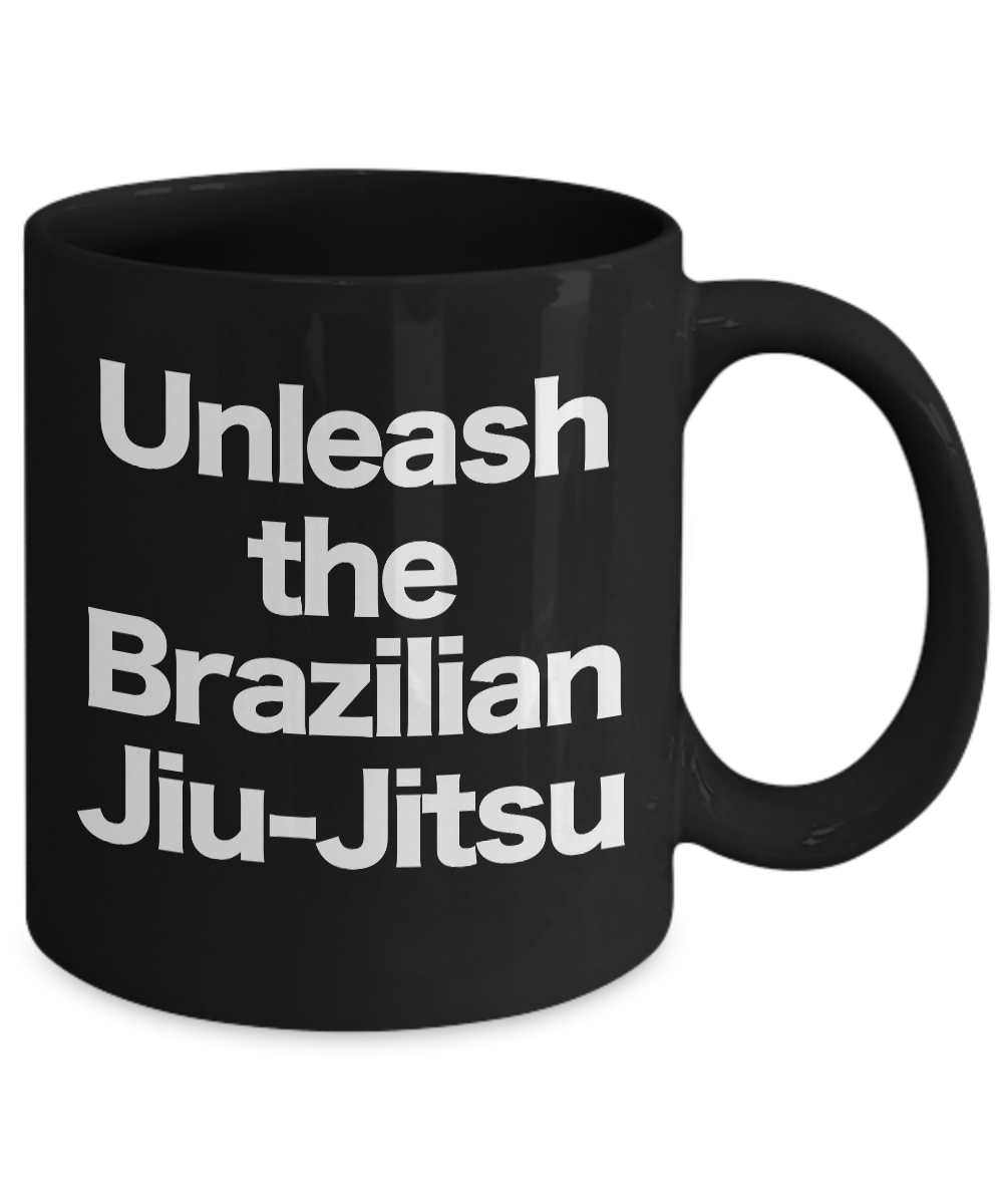 miniature 3 - Brazilian Jiu Jitsu Mug Black Coffee Cup Funny Gift for BJJ Fighter MMA Martial
