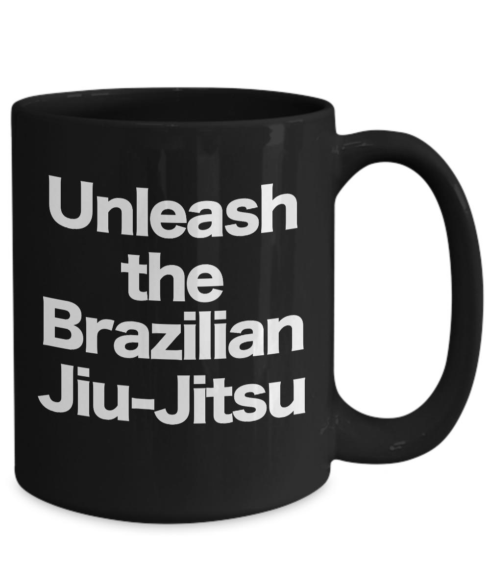 miniature 5 - Brazilian Jiu Jitsu Mug Black Coffee Cup Funny Gift for BJJ Fighter MMA Martial