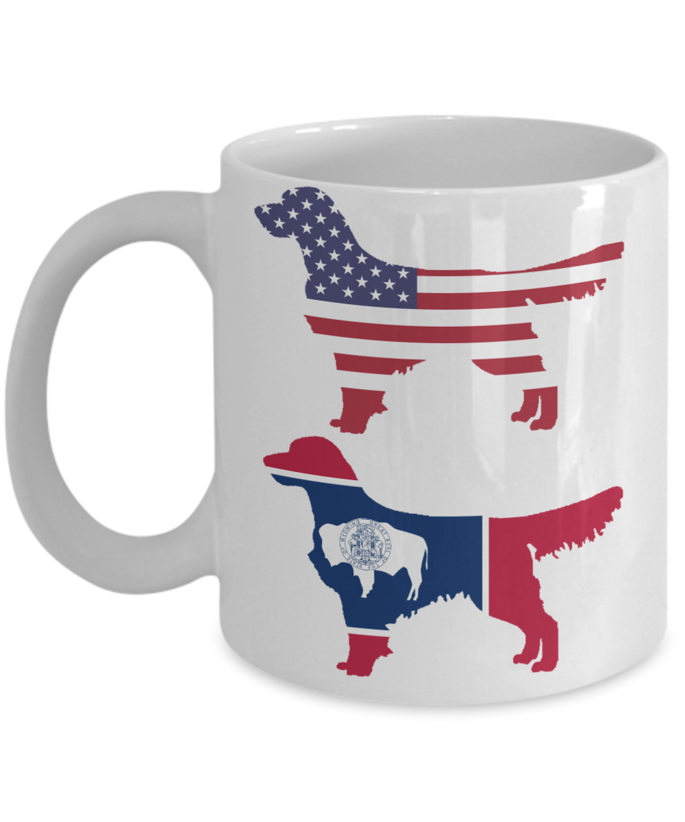 Canada Golden Retriever Gifts For Dog Lovers