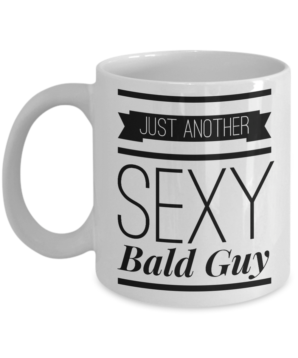 Just another sexy bald guy
