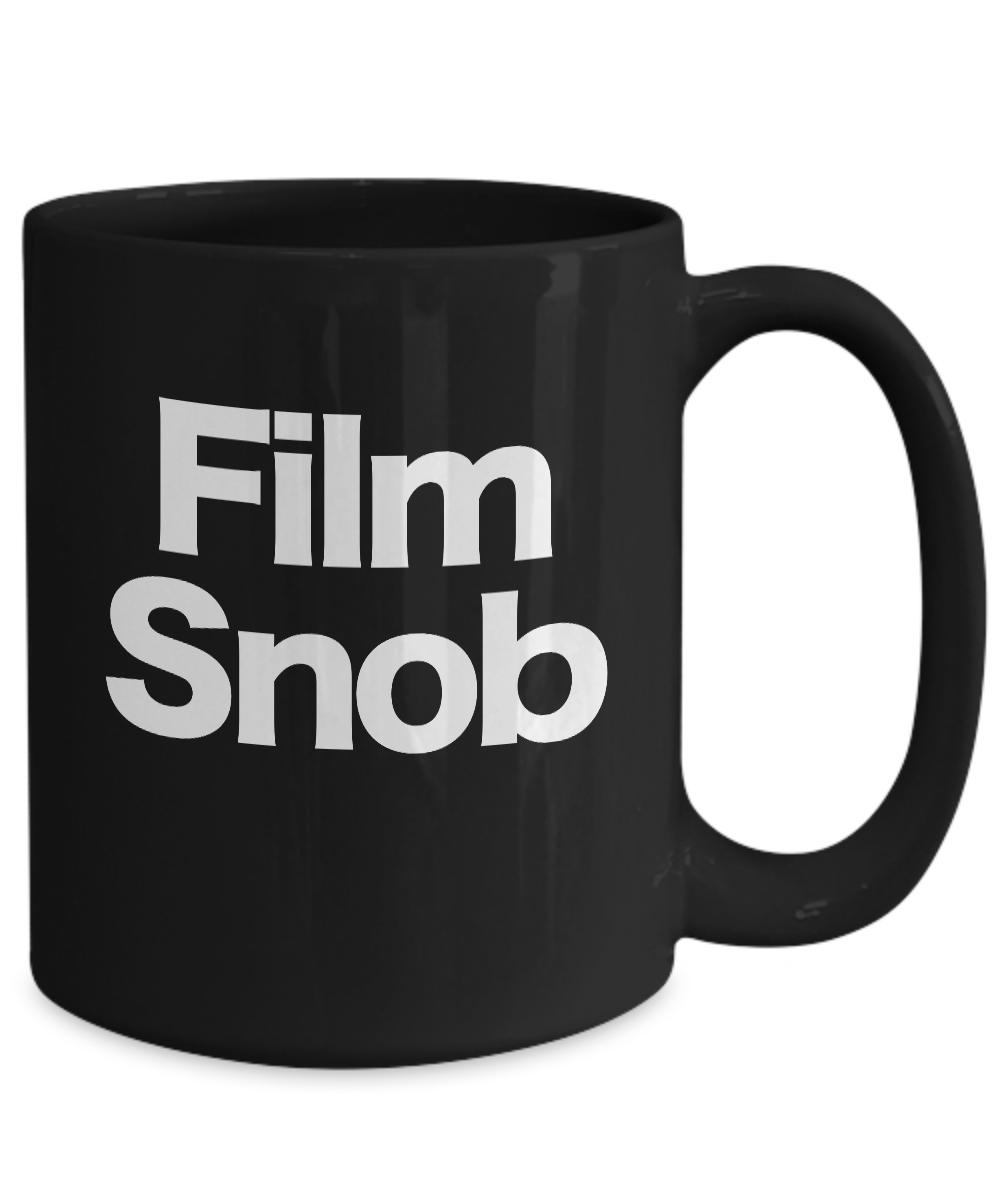 miniature 5 - Film Critic Mug Black Coffee Cup Funny Gift Movie Cinema Student Director Maker