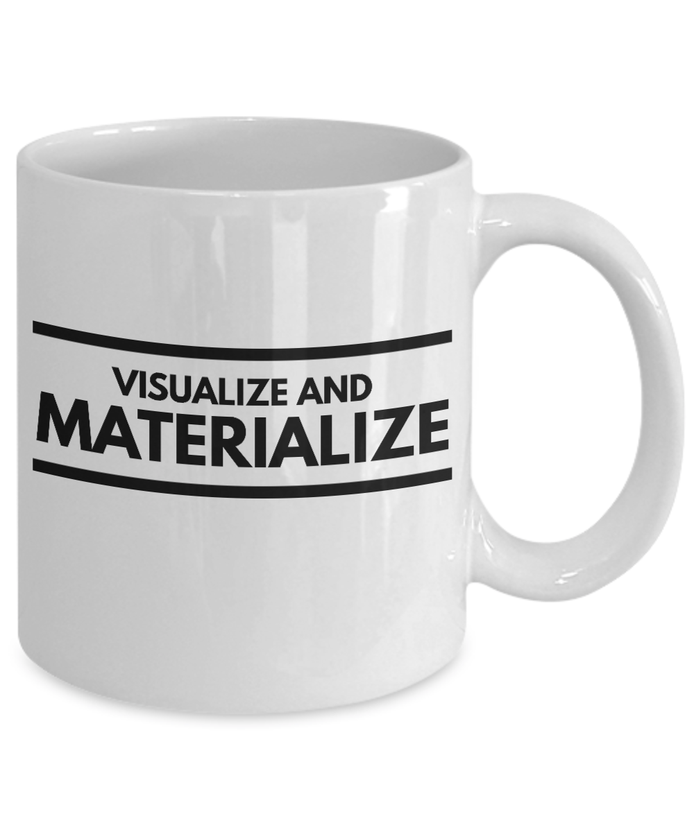 Visualize and materialize for How to materialize