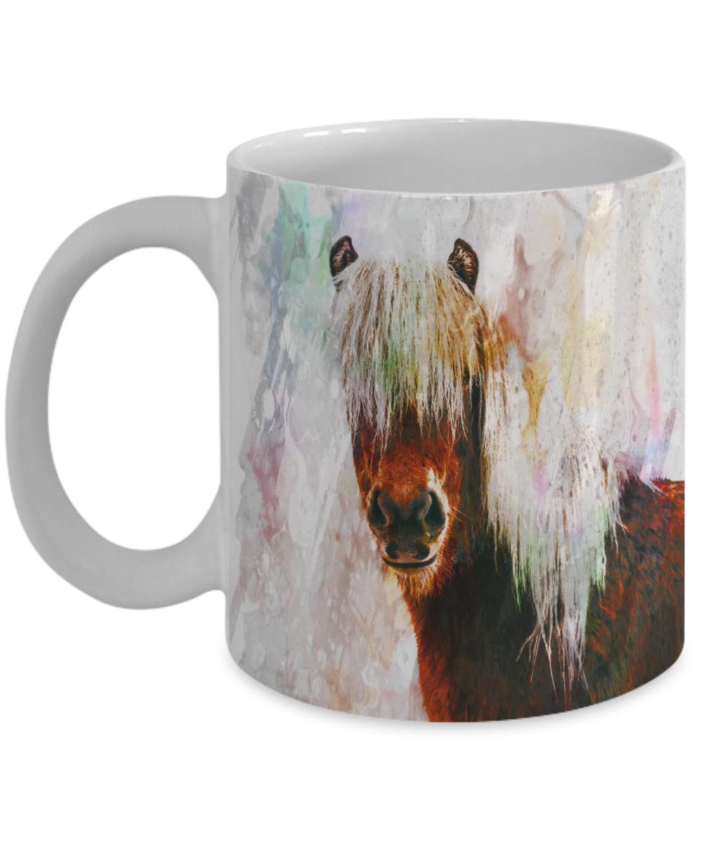 Horse Travel Mug Uk