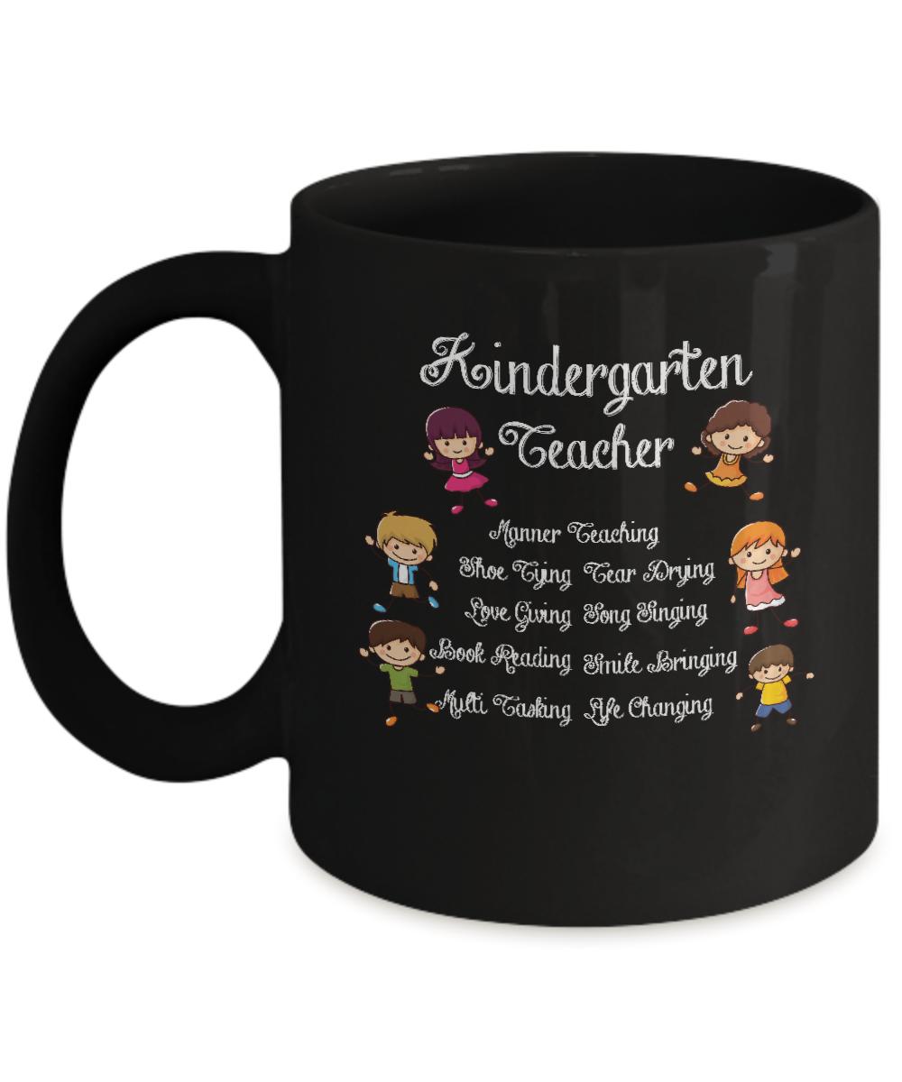 Funny Kindergarten Teacher Quotes Gift Teaching Kids New ...