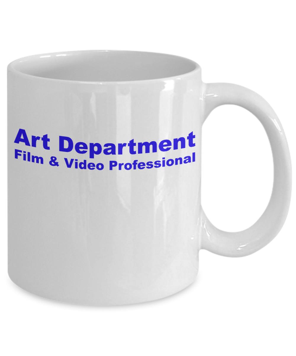 Art Department - Film & Video Professional - Gift Mug