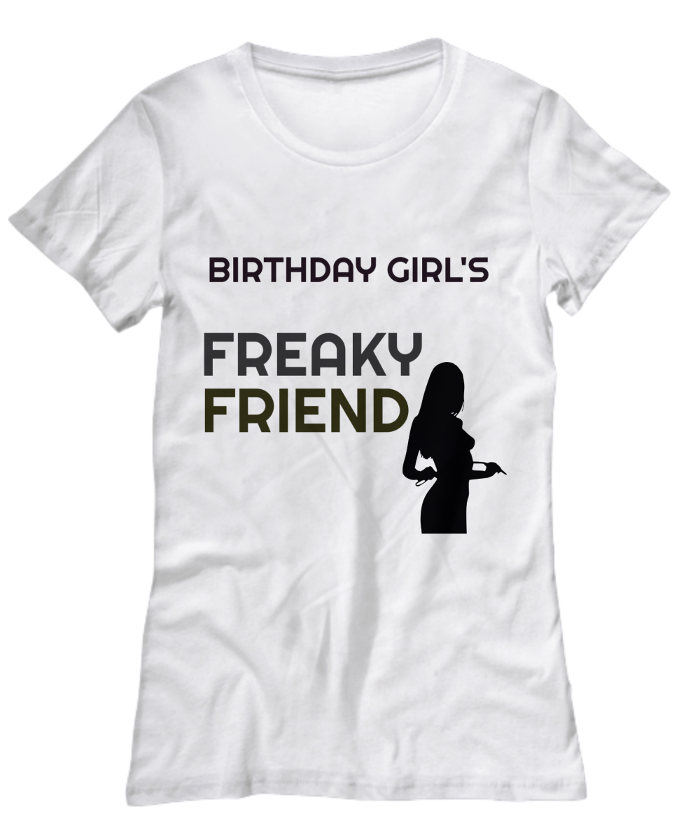 Customized Birthday Girl Shirts