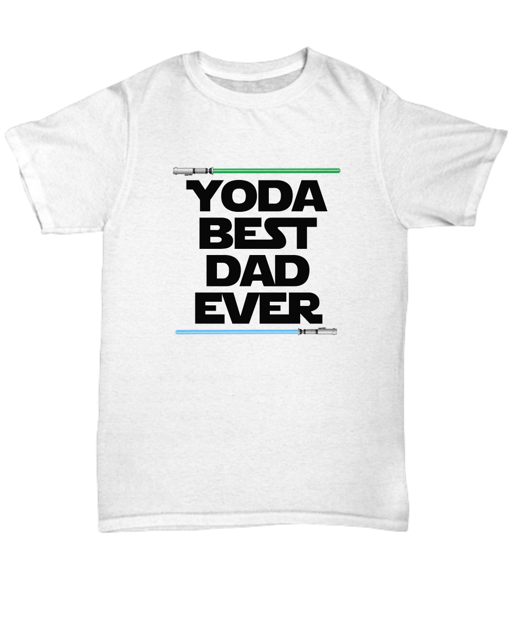 82c9fa7c9 Father's Day Gift Best Dad Ever Star Wars Yoda