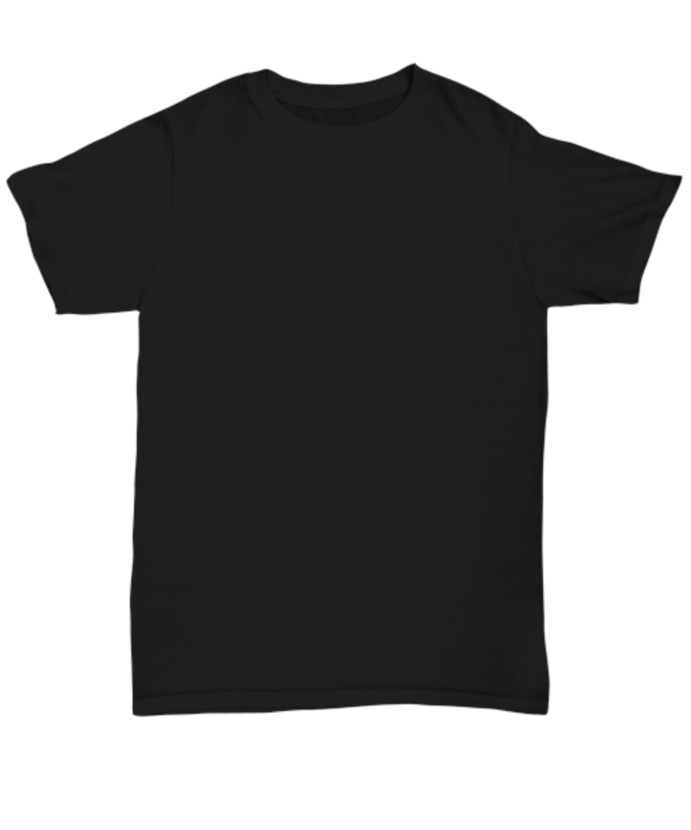 Let's be honest you didn't grow up dreaming of buying back black shirt