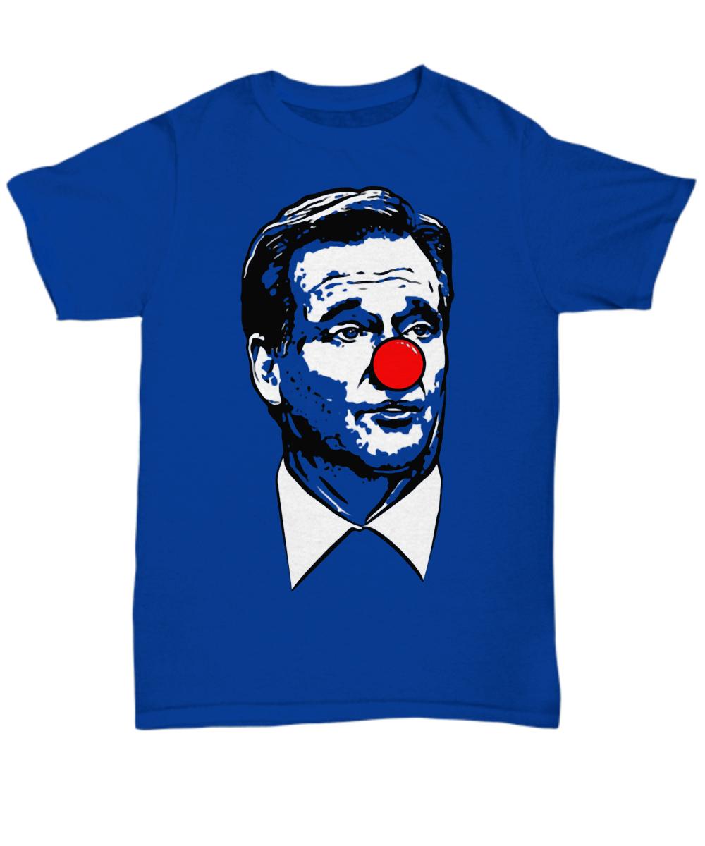34021e360 Roger goodell clown t shirt. Front
