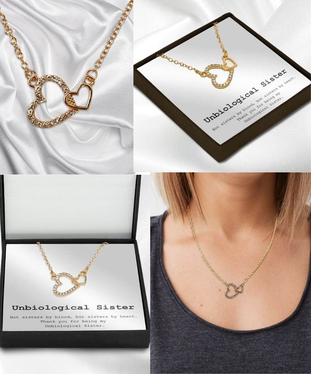 Thanks%20for%20being%20my%20unbiological%20sister%20necklace