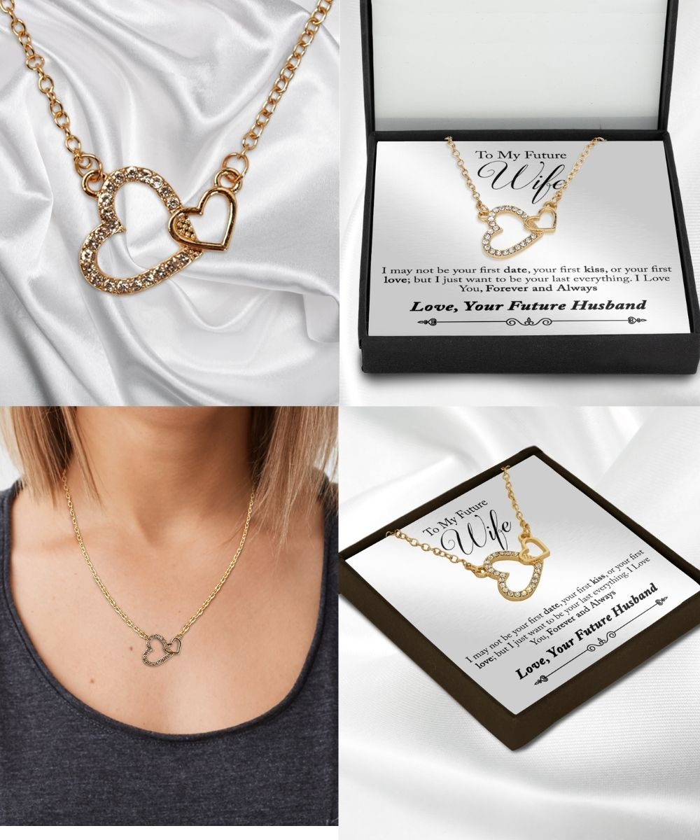 To%20my%20future%20wife%20interlocking%20heart%20necklace