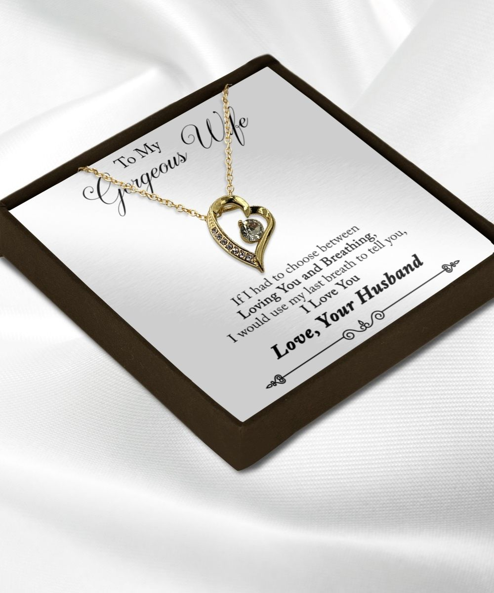 To%20my%20gorgeous%20wife%20heart%20pendant%20necklace%20jewelry%20gift