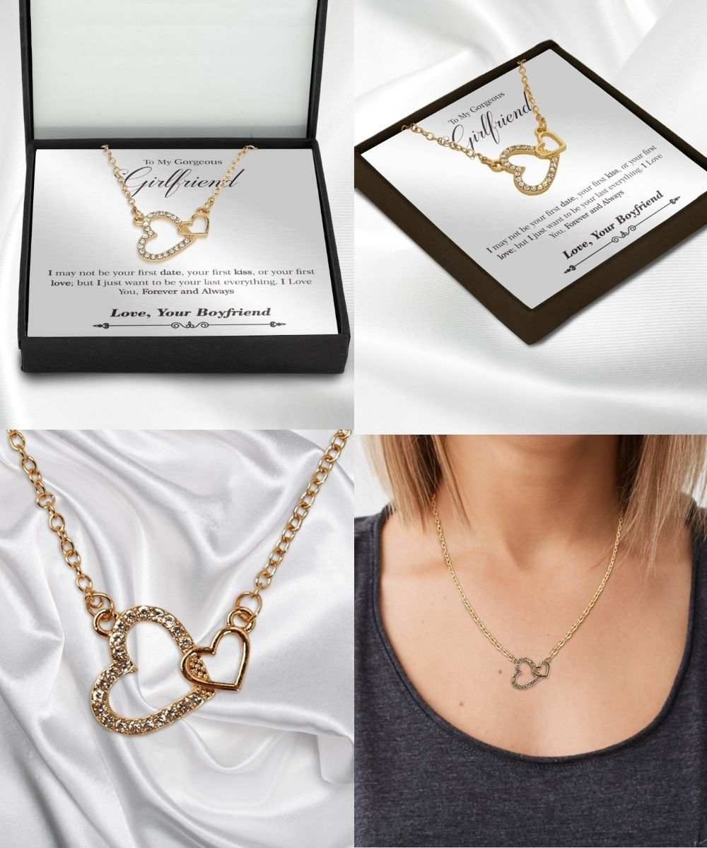 To%20my%20gorgeous%20girlfriend%20necklace%20gold