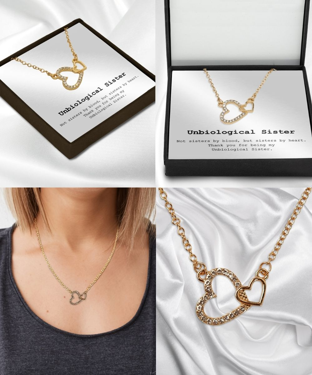 Thank%20you%20for%20being%20my%20unbiological%20sister%20necklace