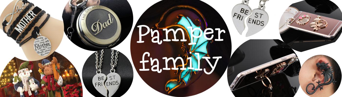 Pamper fam 3