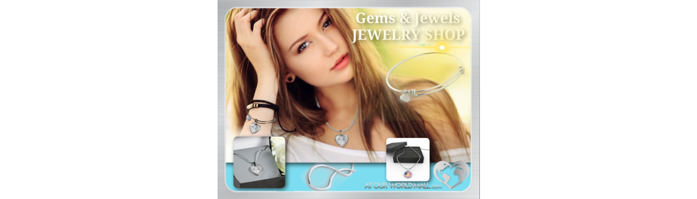 Gems  and jewelry shop 2