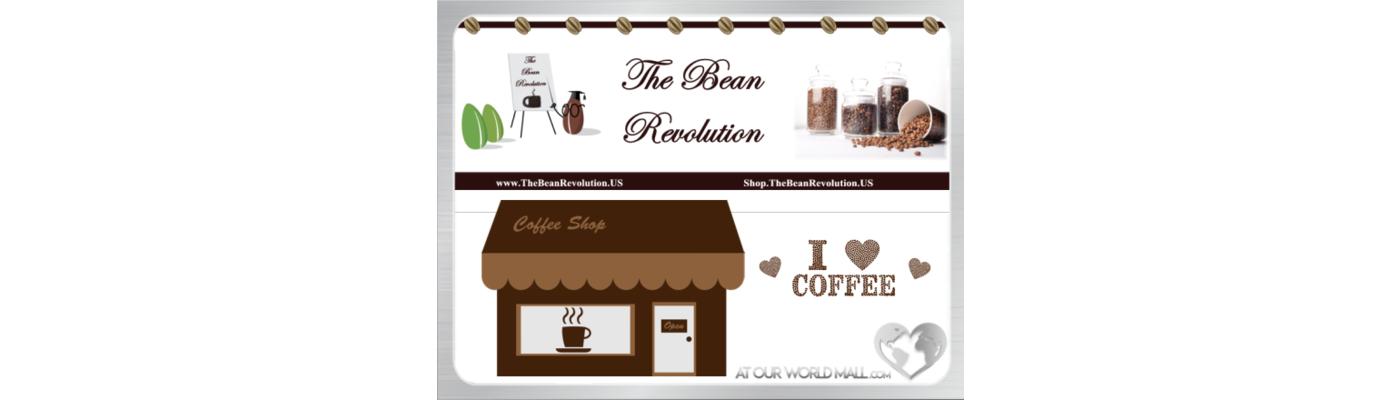 Owm bean revolution coffee shop slideshow slides 580 x 440