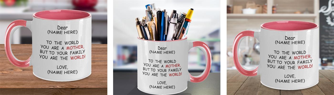 Mother's day mug full