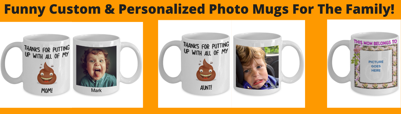 Custom   personalized photo mugs for the whole family %282%29