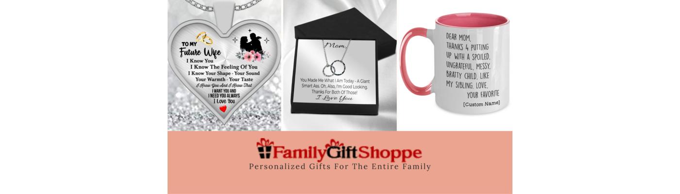 Family gift shoppe facebook cover