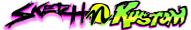 Sketchnkustom logo