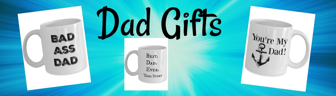 Dad mug header