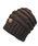 2owlisters changingdestiny cc beanie hat brown