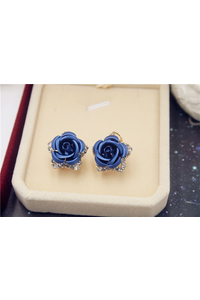 Blue earrings preview image