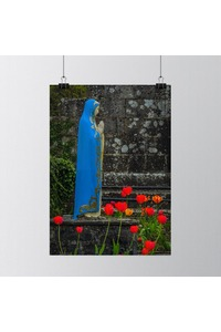 Poster virgin mary quin mockup 10 72dpi