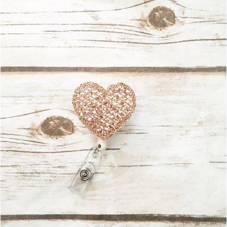 Heart Badge Reel - Best Gift for Nurse!