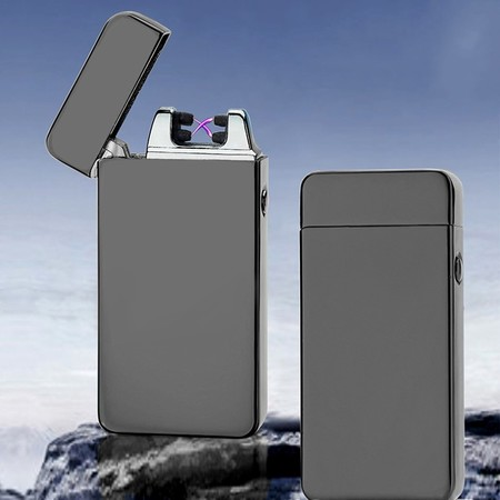 Classic inovation double arc lighter windproof ele 32801020967 1