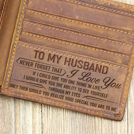 Husband neverforgetthatiloveyou mockup