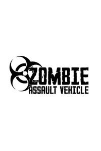 Zombie assault vehicle black