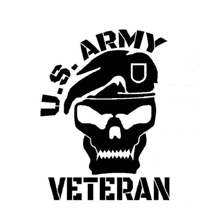 U.s. army veteran black