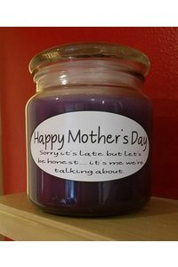 Belated mother's day