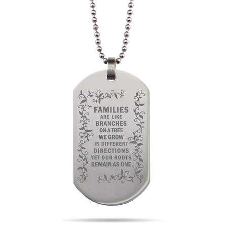 Dogtag familiesbranches