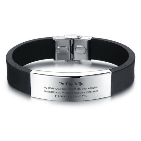 Bracelet keepchooseuwife
