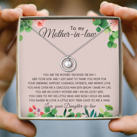 To my mother in law 2