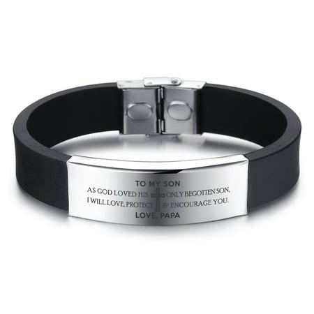Bracelet papaloveprotectson