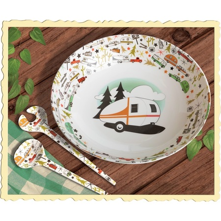 Camp casual 3 piece bowl set cc 003 on display 090916